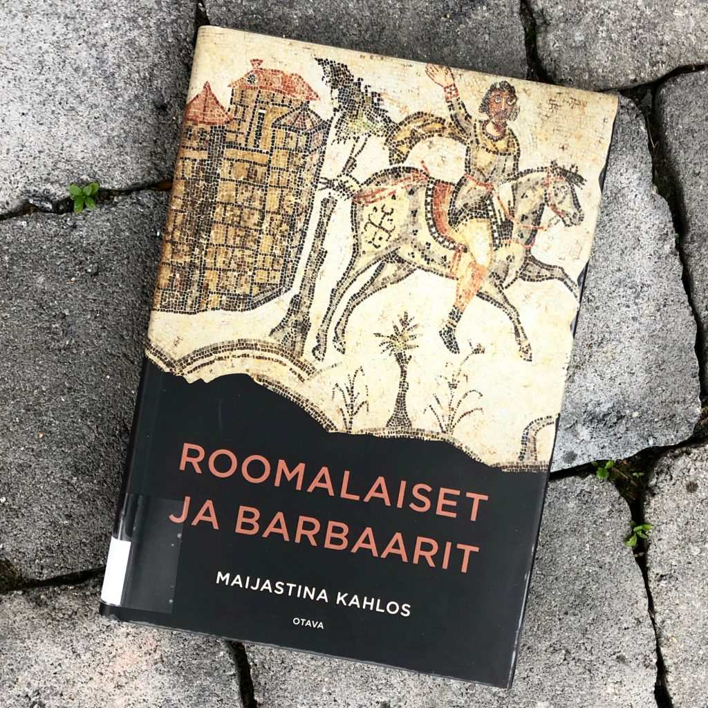 Roomalaiset ja barbaarit -kirja