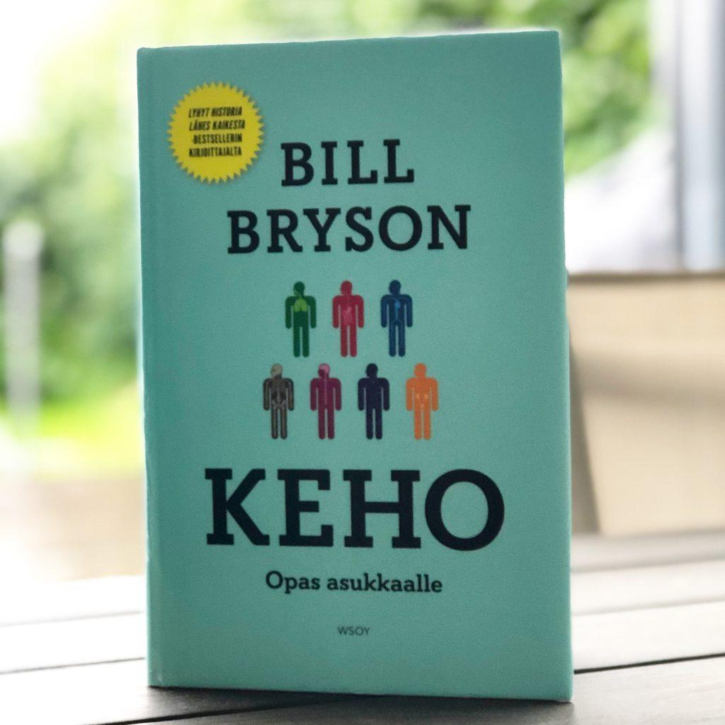 Bill Brysonin Keho : Opas asukkaalle