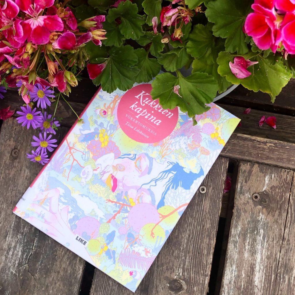 Kukkien kapina -kirja