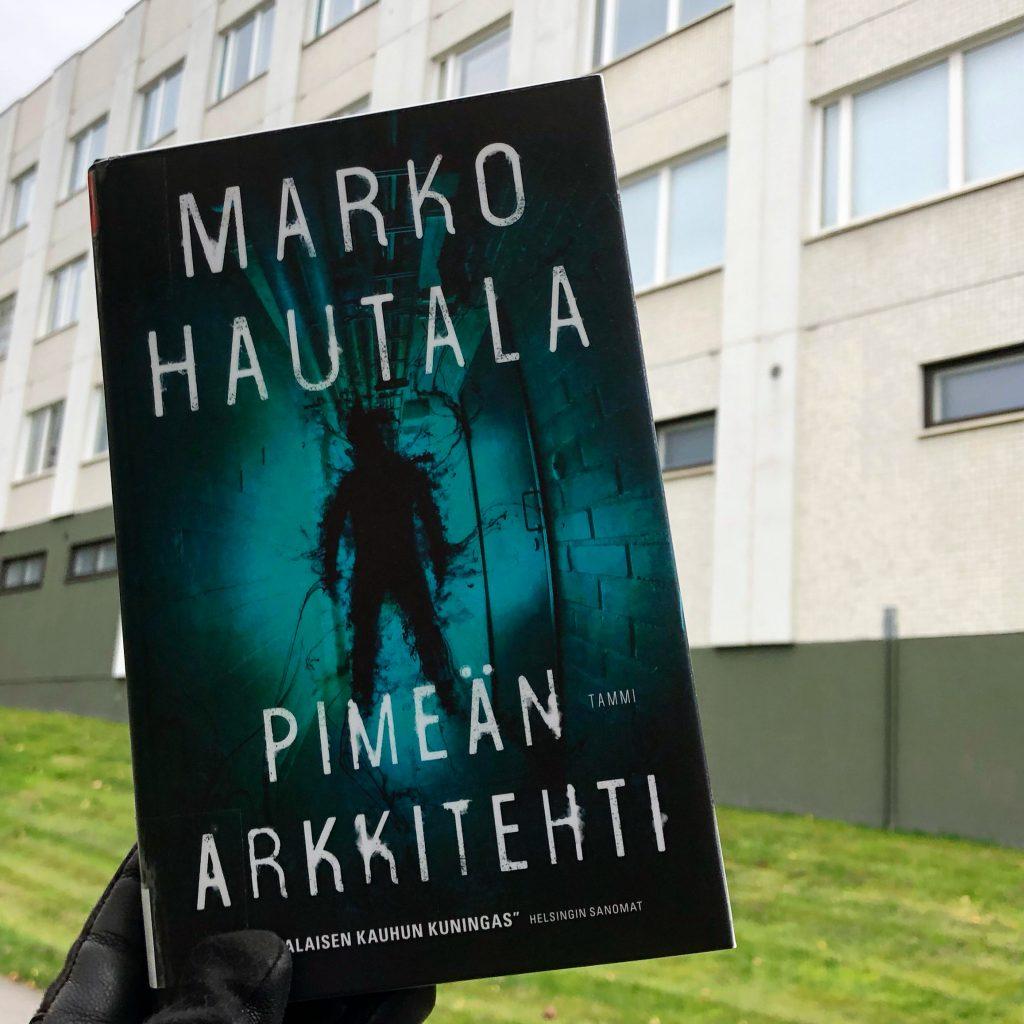 Marko Hautalan Pimeän arkkitehti