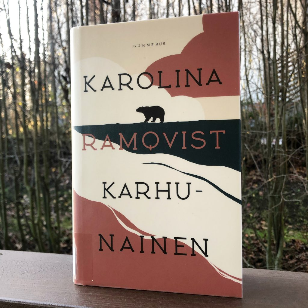 Karolina Ramqvistin Karhunainen