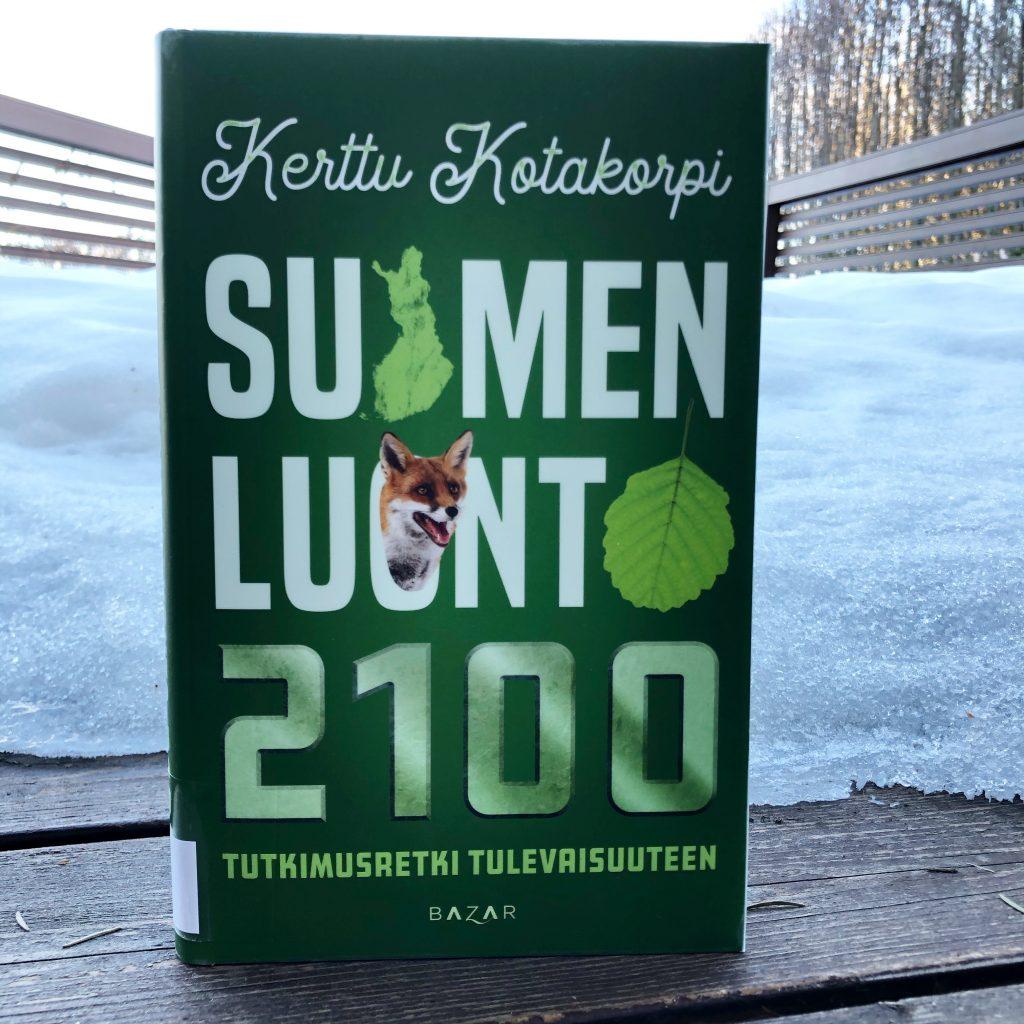 Kerttu Kotakorven Suomen luonto 2100