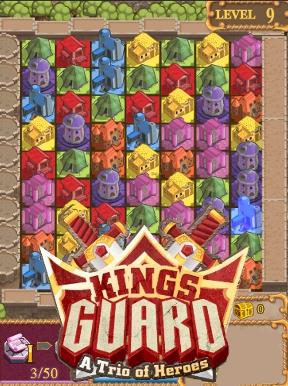 Kings Guard - A Trio of Heroes