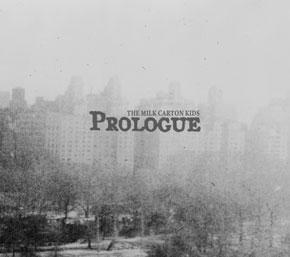 Prologue-levyn kansikuva