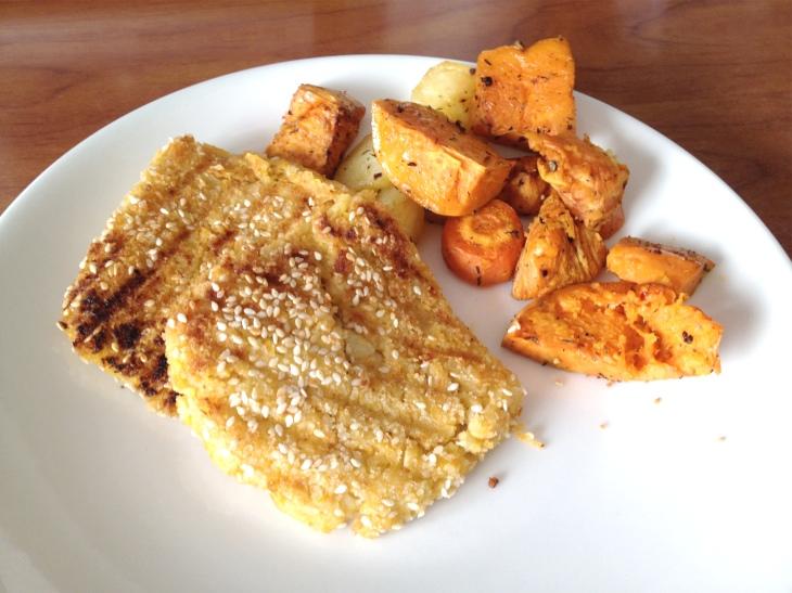 Falafel-pihvit