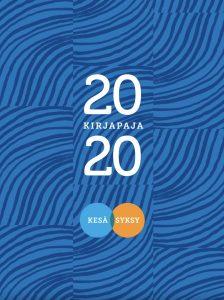 Kirjapajan kesä ja syksy 2020