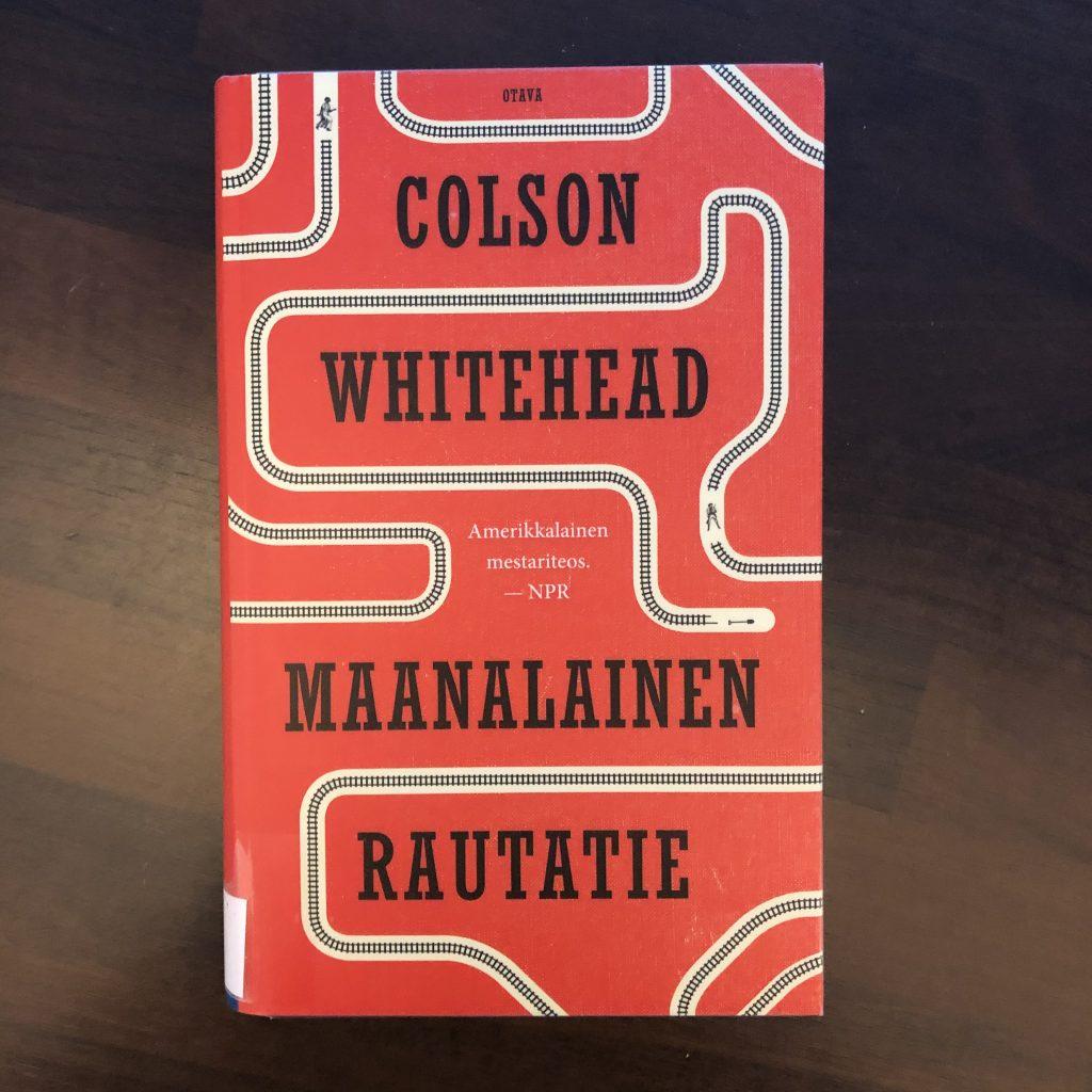 Colson Whiteheadin Maanalainen rautatie