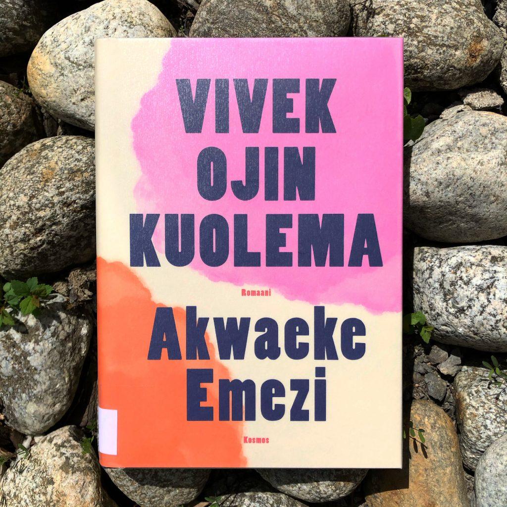 Akwaeke Emezin Vivek Ojin kuolema