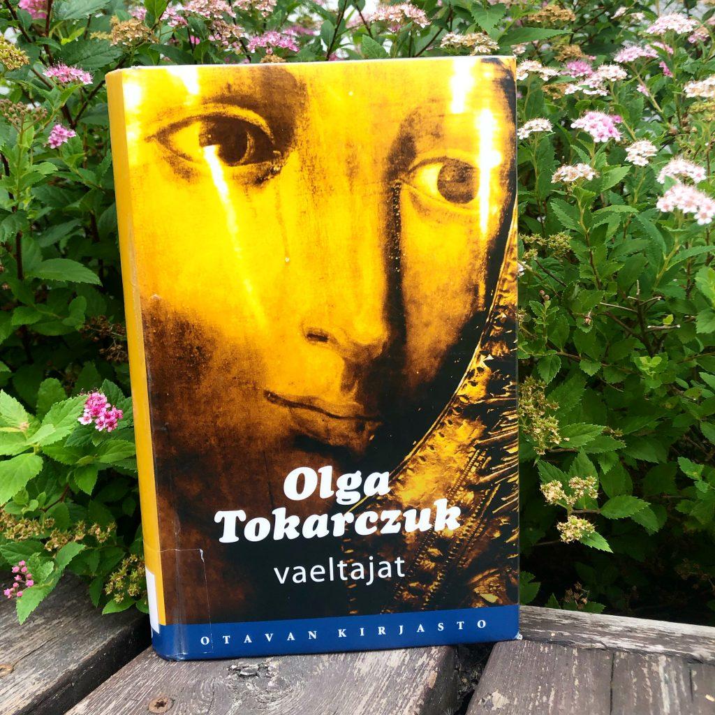 Olga Tokarczukin Vaeltajat