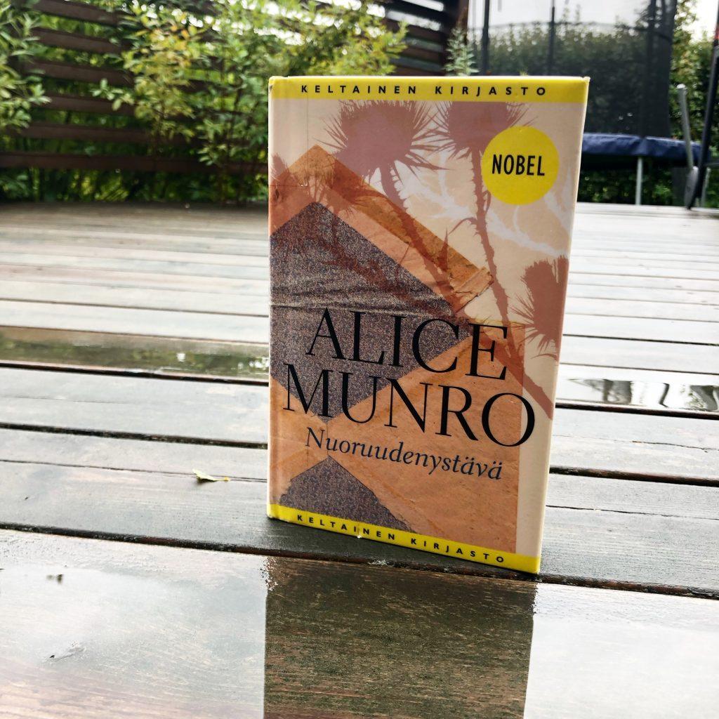 Alice Munron Nuoruudenystävä