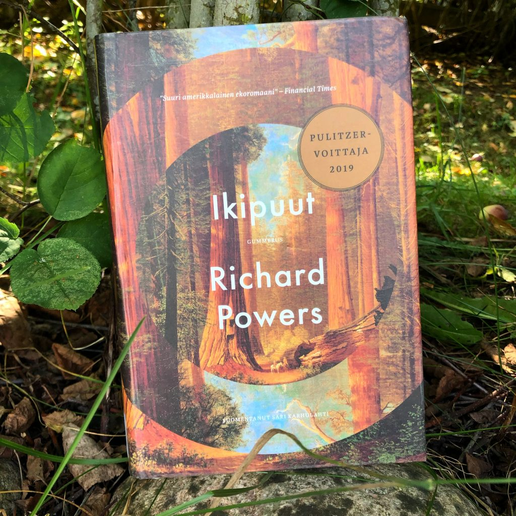 Richard Powersin Ikipuut