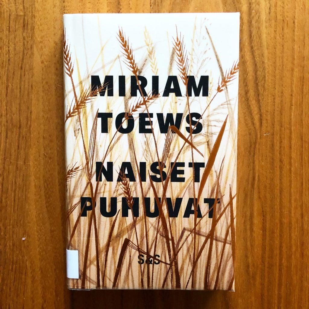 Miriam Toewsin Naiset puhuvat